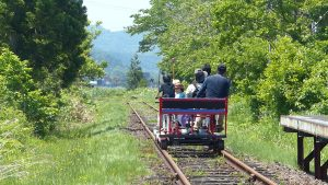【乗車動画あり】道南トロッコ鉄道に行ってきました