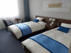 右側がリクライニングベッド