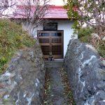 山頂の夷王山神社