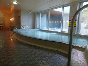 広くきれいな内風呂