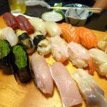 島の魅力てんこ盛りの寿司
