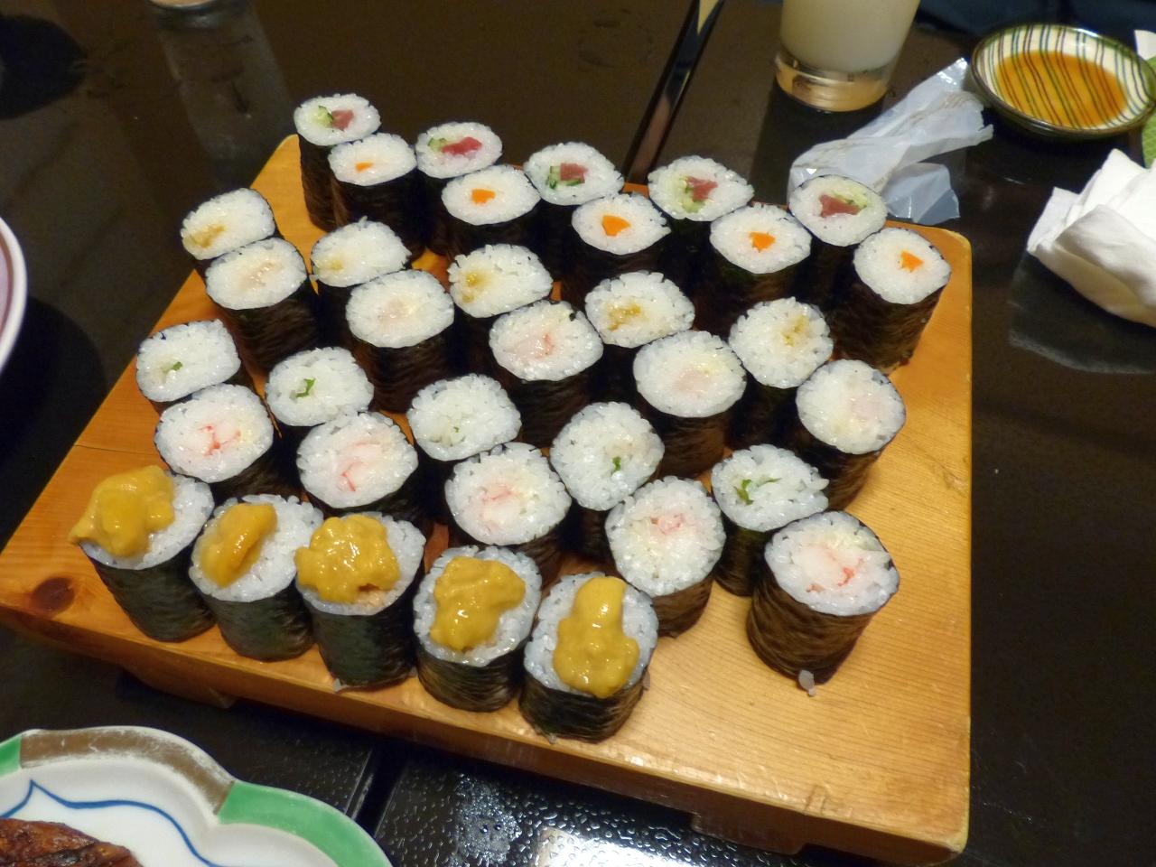 『叶寿司』 ロシアン寿司とは!?