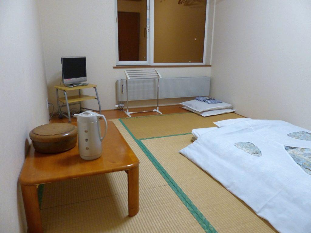 清潔な和室