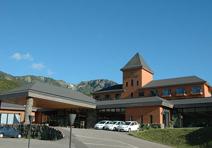 奥尻湯ノ浜温泉ホテル緑館